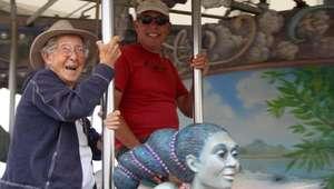 Idosa de 91 anos que trocou quimioterapia por 'viagem ...