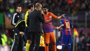"""Nolito: """"Pep habló en inglés tras el partido y no me ..."""