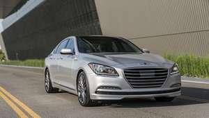El Genesis G80 de 2017 gana las mayores designaciones de ...
