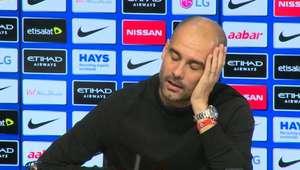 """Guardiola: """"Eu não vou mudar meu estilo de jogo"""""""