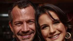 Malvino Salvador e Kyra Gracie exibem 1ª foto da filha Kyara