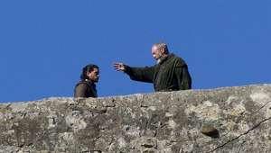 Los actores de 'Juego de Tronos', de turismo por País Vasco