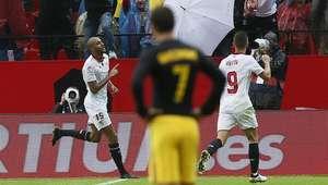 El Sevilla recupera el liderato de la Liga tras ganar al ...