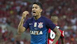 Lucca deixa campo inconformado com gol impedido do Flamengo