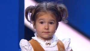 ¡Asombroso! Esta niña rusa de sólo 4 años habla 7 ...