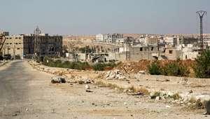 Rússia não cogita uma nova trégua na Síria