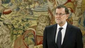 Rajoy acepta el encargo del rey Felipe VI para formar ...