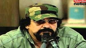 "Exjefe paramilitar ""Ernesto Báez"" libre por pena cumplida"