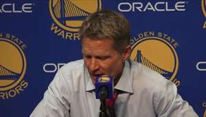 """Kerr: """"Não estou preocupado com a derrota"""""""