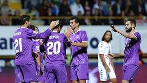 No hubo sorpresas: El Real Madrid golea a la Cultural ...