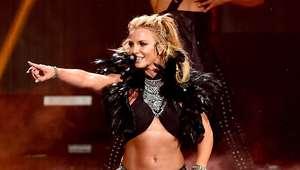 Accidentes de Britney Spears que casi la dejan expuesta