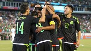 Selección Mexicana estrenaría playera en la copa ...