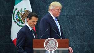 Trump y Peña Nieto se reunirán el 31 de enero
