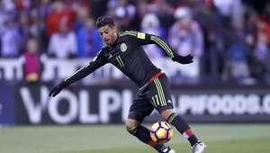 Carlos Vela abandona la concentración del Tricolor