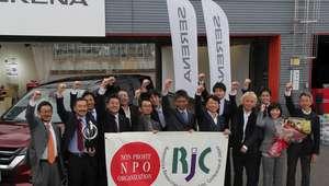 Nissan ProPilot es reconocido en Japón