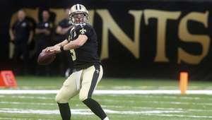 Bress suma cuatro pases de anotaciones en triunfo de Saints