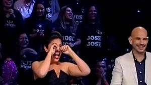 'Yo Soy': Maricarmen Marín llora con pedida de mano a ...