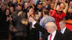 Severa advertencia de China a Trump tras desliz con Taiwán