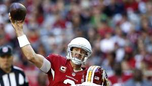 Cardinals logran fundamental victoria sobre Redskins