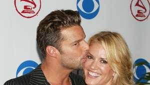 Rebecca de Alba confiesa que perdió un hijo de Ricky Martin