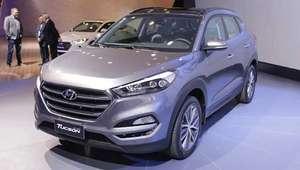Hyundai lança New Tucson por R$ 138.900