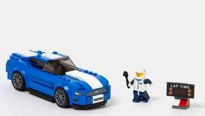 El kit Speed Champions de Lego ya está listo