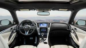 La tecnología INFINITI InTouch del nuevo Q60 400 Sport