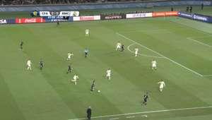 Benzema abre placar para o Real Madrid no Mundial de Clubes