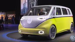 La 'Combi' de Volkswagen regresa en una versión mejorada ...