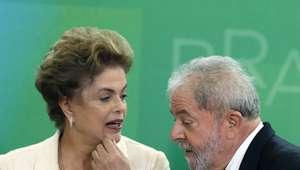 PF sugere que Lula e Dilma sejam denunciados em 1ª instância