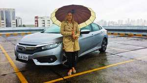 Civic Touring já é páreo para Audi e Mercedes