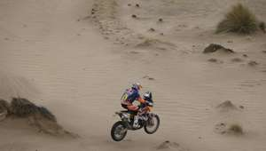 Goncalves ganó la penúltima etapa en motos