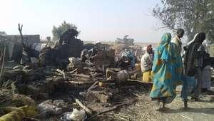 Ataque a campo de refugiados na Nigéria mata mais de 100