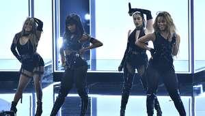 Fifth Harmony: video de su debut como cuarteto en los ...