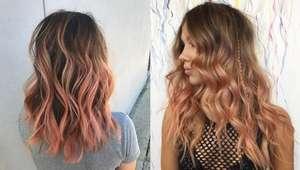 Blorange hair: conheça a mais nova tendência para o verão