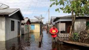 Chuva leva AM a preparar plano contra grande cheia em 2017