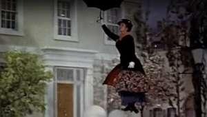 Julie Andrews casi muere durante el rodaje de 'Mary Poppins'