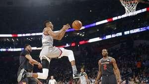 Davis rompe récord después de 55 años en el NBA All Star