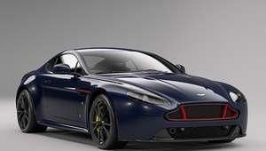 Aston martin libera ediciones del Vantage Red Bull Racing