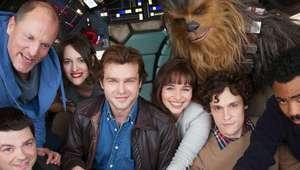Spin-off do Han Solo: Disney divulga primeira foto ...