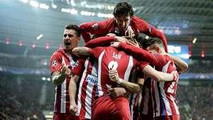 El Atlético de Madrid vence al Bayer Leverkusen
