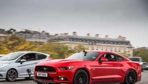 """Mustang hace un homenaje a """"C'était un Rendez-Vous"""""""