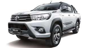 Toyota Hilux ganha edição especial na Malásia