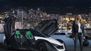 Margot Robbie será embajadora del nuevo eléctrico de Nissan