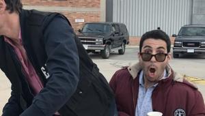 "Miguel Ángel Silvestre en rodaje de Narcos: ""Se me va a ..."