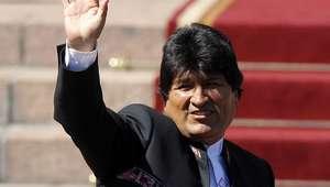 """Evo Morales festejó en Twitter la """"paliza"""" que ..."""