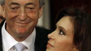 "Cristina a Néstor Kirchner: ""Hoy cumple 67. Nos hace ..."