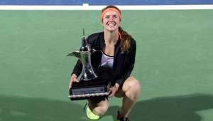 Svitolina vence Wozniacki e conquista 2º título no mês