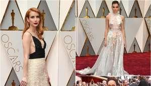 Las estrellas mejor y peor vestidas de los Oscars 2017 ...