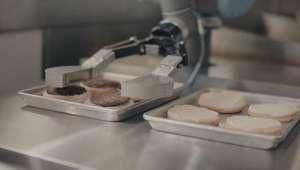 Flippy, el robot que sustituirá a los cocineros de ...